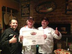 Pizza School of NY Graduate Kirk Kellough (yes the cereal)  #pizzaschool #goodfellas #hylan #statenisland