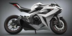 A Moto que foi projetado pela Lamborghini (Video)