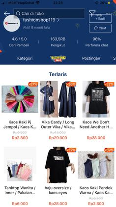 Best Online Clothing Stores, Online Shopping Sites, Shopping Hacks, Online Shopping Clothes, Happy Shopping, Online Shop Baju, Casual Hijab Outfit, Photography Editing, Aesthetic Clothes