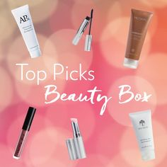 Top beauty picks all in one box for huge savings. Every girl wants white teeth, long lashes, plump and colorful lips and of course a tan body! Beauty Box, Beauty Secrets, Beauty Skin, Top Beauty, Curl Lashes, Long Lashes, Nu Skin, Lip Plumping Balm, Bronzing Pearls