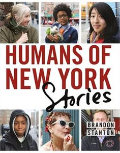 Book Humans Of New York: Stories by Brandon Stanton