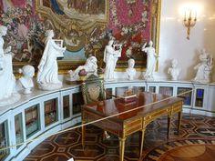 Cabinet of the Empress, Pavlovsk Palace.