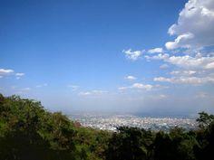 cityscape of chiang mai