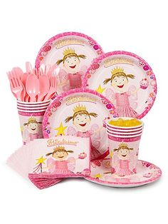 Pinkalicious Party Standard Kit -Pinkalicious Party Supplies
