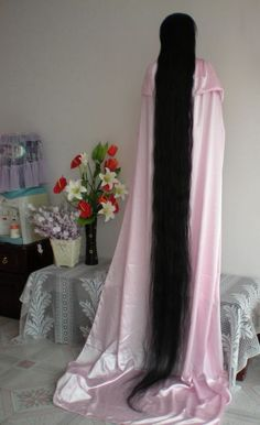 Longest hair in Shandong province - [ChinaLongHair.com]
