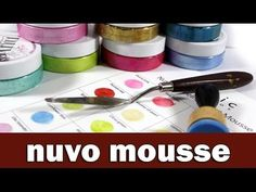 Review on nuvo mousse. Learn different ways to apply it and find out the properties of the product. Color chart: https://goo.gl/9AWm2G ——— S U P P L I E S ——...