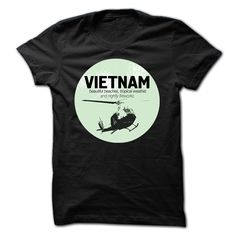 Veterans T-shirt - Vietnam- Beautiful beaches, tropical weather and nightly fireworks 2 Veteran T Shirts, Vietnam Veterans, Beautiful Beaches, Fireworks, Printed Shirts, Tropical, Menswear, Weather, Mens Fashion