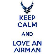 I love my Airman!!!