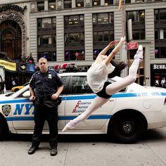 LISA TOMASETTI: Behind the Scenes with the Australian Ballet� �Evelyne Politanoff