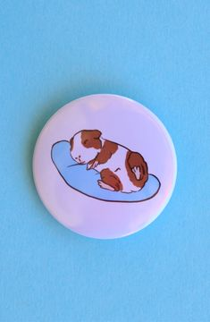 Guinea pig, Guinea pig pin, pin, gift, guinea pig gift Pin Pin, Brighten Your Day, Guinea Pigs, First Love, Things To Come, Sleep, Cute, Gifts