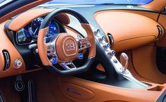 World's Fastest Car, Bugatti Chiron, Unveiled at 2016 Geneva Motor ...