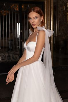 We've rounded up WONÁ Concept's latest Spring 2021 bridal collection and past bridal collections we love. Dream Wedding Dresses, Bridal Dresses, Wedding Gowns, Prom Dresses, Fashion Wedding Dress, Bridal Fashion, Belle Silhouette, Long Sleeve Wedding, Tea Length Wedding