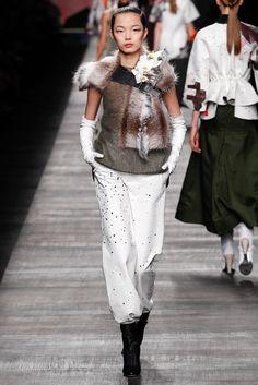 Fall 2014 Ready-to-Wear - Fendi