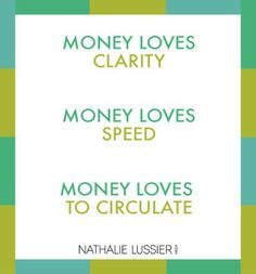 Money Mindset Quotes: Discover What Money Loves. Awesome tips to keep income flowing in your solo biz!