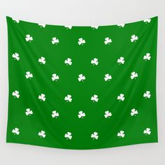 Irish Spring Wall Tapestry