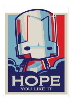 Castle Crashers Hope Poster Castle Crashers,http://www.amazon.com/dp/B00FZ5823C/ref=cm_sw_r_pi_dp_lysCsb07VQE7R8HA