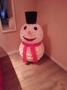 Snowman in 2015