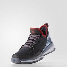 adidas D Lillard Shoes - Black Adidas Shoes, Adidas Men, Sneakers Nike, Running Wear, Running Shoes, Black Shoes, Men's Shoes, Adidas Sportswear, Black Adidas