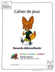Télécharger  le cahier dactivités Les poussins coquins . (12 à 16 mois).   Télécharger  le cahier dactivités Les lapins taquins . (16 ...