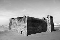 The Eerie, Crumbling Bunkers of the Nazis' Atlantic Wall | Lokken, Denmark Stephan Vanfleteren/Panos  | WIRED.com
