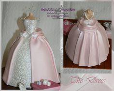 Mannequin Cake - by cakinfaerie @ CakesDecor.com - cake decorating website