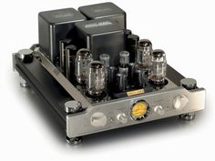 AUDIO SPACE Reference 3.1 (KT88) Vacuum tube Integrated/Power Amplifier KT-88*4 Class AB1 TR/UL Tube Amplifier 48Wx2