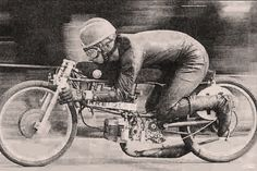 Olga Kevelos was a female rider in the motorcycle and enduro trials circuit in the 1950s and 60s. She is the only woman to ever win two gold medals at the International Six-Day Trial