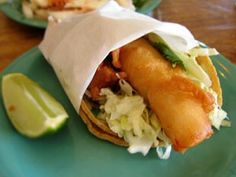 Taco Del Mar style Fish Taco recipe | Garden of Eatin': these were the best fish tacos I've ever had. I left out the pico. Use 1 1/2 pounds fish and keep everything else the same, good for dinner for 5 with a side dish