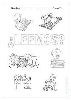 """Método de Lectura La enseñaza y el aprendizaje de la lectura, como manifestaciónes del Derecho la Educación, requieren de materiales específicos. Agracemos la participación de la Profesora Mª Teresa LLuzar (España) en el Poyecto """"Leer es un Derecho"""" a través de este material del que es autora. #educacion"""
