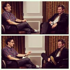 VIDEO: Rob's Interview with MTV @Joshua Horowitz http://robpattinson.blogspot.com/2014/06/robs-interview-with-mtv.html