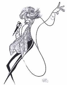 Mick Jagger Illustration by Al Hirschfeld removed from the original Illustrated Portraits Art Et Illustration, Graphic Design Illustration, Pop Art, Art Students League, Celebrity Caricatures, Black And White Portraits, Oeuvre D'art, Mick Jagger, Illustrators