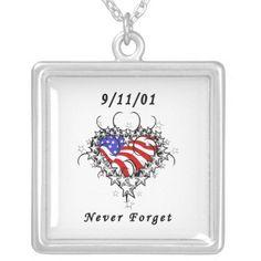 9/11/01 Patriotic Tattoo