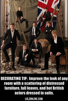 Decorating Tips: Improve The Look Of Any Room...