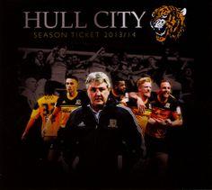 hull city seasons