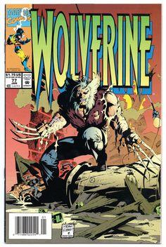 Wolverine (Vol. 2) 77 (VF)
