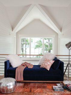 Velvet Goldmine: Luxe, Textured Sofas