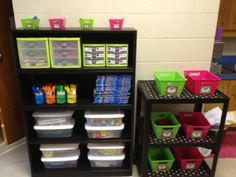 Going Nutty!: The CUPS or Where Did All My Stuff Go? Supply organization genius!