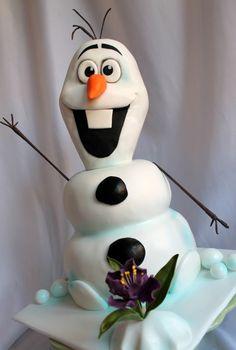Frozen Olaf - CakesDecor