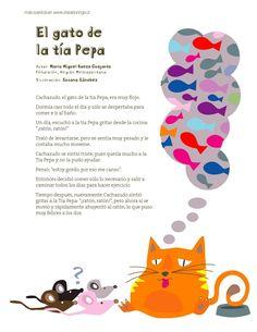 textos cortos para niños - Buscar con Google