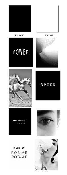 Black&White  http://www.sinemodus.it/blog-post/kaleidoscopic/ #pantone #colours #senses #emotions