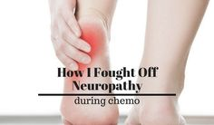 Neuropathy is a very real side effect of chemotherapy treatment. It was something my oncologist was constantly asking me about during each of my weekly visits, especially during my Carbo/Taxol treatments. On her advice, I began to flood my system with certain vitamins a week before my Carbo/Taxol treatments began. What is Neuropathy? Peripheral Neuropathy …Read more...