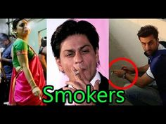 Top 10 Bollywood And TV Celebrities Who Are Heavy Smokers!