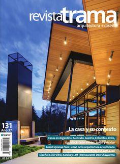 Centro de Interpretación del Cacao en revista TRAMA  Edición 131 Revista Trama - Ecuador Sección construcciones