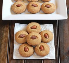 WHeat Nankhatai / Pecan Sandies / Vegan Cookies