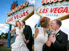Las Vegas Wedding Photographer, Las Vegas Photographer, Las Vegas Strip Wedding Photo Tour, Las Vegas Sign