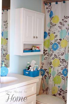New House to Home: Tween Girl's Bedroom