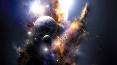 3D Universe Wallpaper