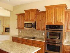 Alder Wood Kitchen Cabinets Design Through The Decades Phoenix Az 2000s Kitchens