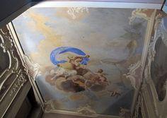 Museo di Casa Martelli - Firenze - budoir femminile - Soffitto
