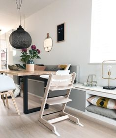 "A ""design"" runs through the Websites and pages of this system world: Ikea Hacks. Dining Room Design, Dining Room Decor, Home And Living, Decor, House Interior, Ikea, Home, Interior, Home Decor"